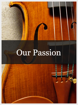 Our Passion